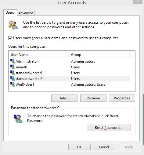 windows 8.1 change user to administrator